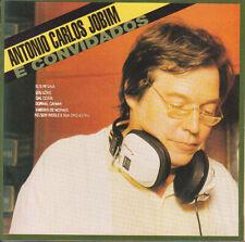 Tom Antonio Carlos Jobim: [Made in USA 1990] E Convidados (Latin Jazz)       CD