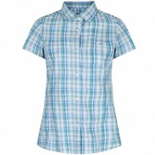 Regatta Women's Jenna Short Sleeved Shirt 22 Atlantis