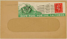 More details for ww2 commercial patriotic advertising lincoln gb 1944 save fuel illustrated label
