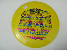 DISC GOLF ULTRA RARE INNOVA XXL STAR DESTROYER DRIVER PROTOTYPE 172g YELLOW