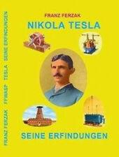 Nikola Tesla Franz Ferzak Broschiertes Buch Deutsch