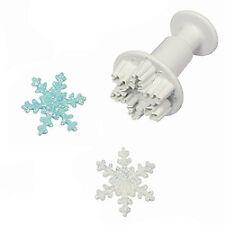 Emporte-pièce à piston Flocon de neige 6,5cm - PME