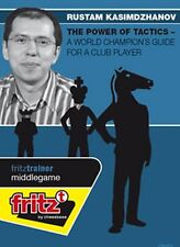 ChessBase Kasimdzhanov Power of Tactics A World Champion's Guide for Club Player