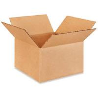 "30 8x8x5 /""EcoSwift/"" Brand Cardboard Box Packing Mailing Shipping Corrugated"
