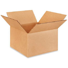 25 8x8x5 Cardboard Paper Boxes Mailing Packing Shipping Box Corrugated Carton