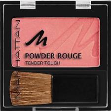 Manhattan Powder Rouge Tender Touch Blusher Apricot 39d