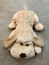 """Animal Alley Dog Plush Stuffed Animal Filled With Love Tan 13"""""""