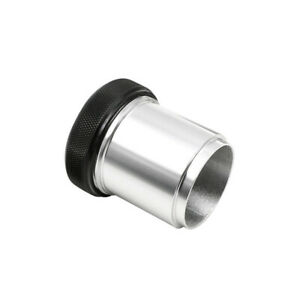 Durable Material Aluminium Weld On Filler Neck And Cap Oil Fuel Water Tank Part