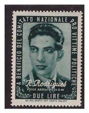 Francobolli del Regno d' Italia dal 1920 al 1943 politici