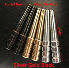 """Black Copper SIlver 4 Colors: Gold 400 Metal Cribbage Pegs for 1//8/"""" holes"""