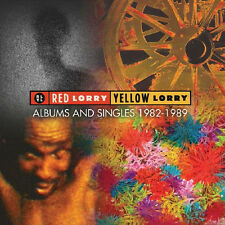 Albums & Singles 1982-1989 Deluxe BOXSET Red Lorry Yellow Lor 5013929103207