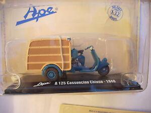 DIE CAST 1/32 APE A 125 CALESSINO CHIUSO 1948   ITALERI