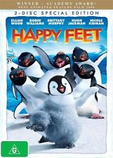 Special Edition DVDs & Blu-ray Discs Happy Feet