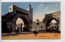 (Gn711-395) LL, Louis Levy 32, Porte Bab el Khadra, TUNIS c1920 Unused VG
