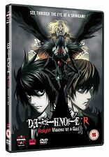 Death Note Relight Volume 1 DVD Anime Original UK Release Brand New Sealed R2