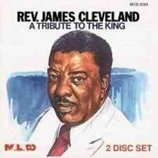James Cleveland - Tribute To The King - New Factory Sealed CD