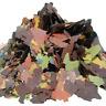 45% California Blackworm & Guppy Flake Premium Mix