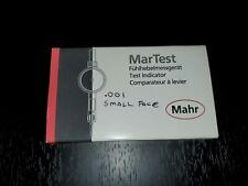 Mahr Federal Martest 801s1 Dial Test Indicator 001 Grad 0015 Range