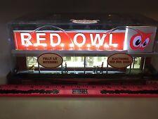 Menards ~ HO Gauge Red Owl Store