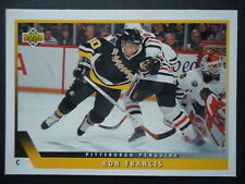 NHL 351 Ron Francis Pittsburgh Penguins Upper Deck 1993/94