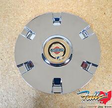 """2004-2008 Chrysler Pacifica 17"""" Inch Gold Medallion Wheel Center Cap OEM Mopar"""