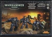 Space Marine Terminator Assault Close Combat Squad Warhammer 40K NIB Flipside
