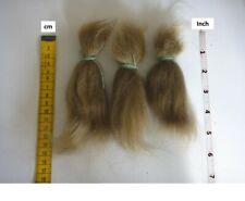 Mohair 100% für Baby Reborn-Reborning - Blond Cendré- 20g - Reborn Baby Puppe