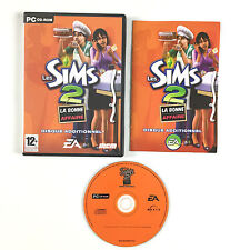 Game The Sims 2 La Bonne Affaire / Disk Additional On PC