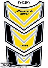 Yamaha Fazer 1000 FZS 2001 - 05 Motorcycle Tank Pad Motografix 3D Gel Protector