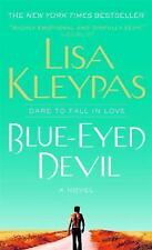 Blue-Eyed Devil-ExLibrary
