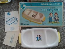 Raggedy Ann and Andy Electric feeding dish