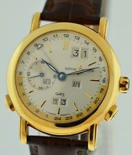 Ulysse Nardin GMT +/- Perpetual 18k Yellow Gold 39mm gent's $37,200.00 watch.