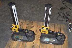 2 x Innotool KPT Diaset D350 Workshop Precision Tool Presetter
