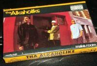 Tha Alkaholiks – Make Room / Last Call Cassette Single Tape rare sealed rap