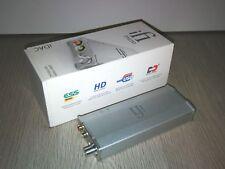 IFI MICRO iDAC HD DAC USB AMPLIFICATORE CUFFIE ESS SABRE STEREO AMP PORTABLE