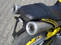 Yamaha MT- 01  2 Pers. Heckumbau + Hitzeschutz Heatshield NEU