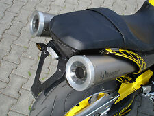 Yamaha MT- 01  2 Pers. Heckumbau + original Yamaha Hitzeschutz Heatshield NEU