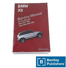NEW BMW E53 X5 2000-2006 3.0i 4.4i 4.6is 4.8i Service Repair Manual Bentley