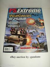 PSExtreme PS Extreme magazine April 1998 Resident Evil 2 X-Men Dead or Alive Gex