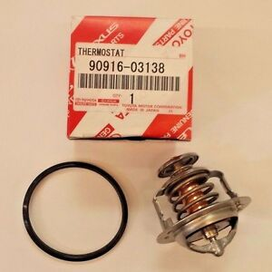 LEXUS OEM FACTORY THERMOSTAT AND GASKET SET 2007-2009 GX470