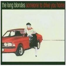 THE LONG BLONDES - SOMEONE TO DRIVE YOU HOME  CD NEU