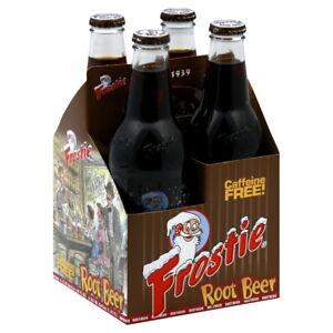 FROSTIE SODA 4PK ROOT BEER 48 FO (Pack of 6)