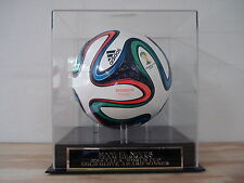 Display Case For A Manuel Neuer 2014 FIFA World Cup Signed Soccer Ball
