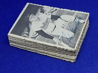 1969 Topps Deckle Edge 40 Card Lot Minor Stars HOFers