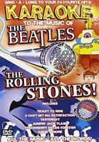 Karaoke - The Beatles / The Rolling Stones [DVD][Region 2]