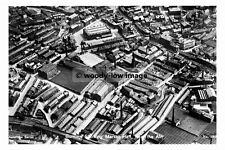 pt7327 - Burnley , from the Air , Lancashire - photograph 6x4