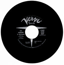 KAI WINDING - COMIN' HOME BABY - VERVE 7""