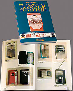Libro - GUIDA PRATICA TRANSISTOR RADIOS portable boy's radio tascabili Antique