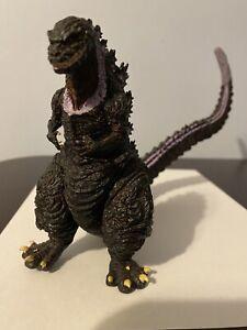 "SEGA Shin Godzilla Resurgence Premium Figure Length 6x10"" Toho 2016 Purple"