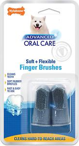 Advanced Oral Care Dog Dental Kit Toothpaste, Toothbrush, Finger Brush 2 PACK!
